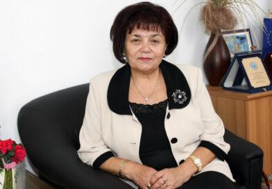 Поздравителен адрес от д.ик.н. Янка Такева- председател на СБУ